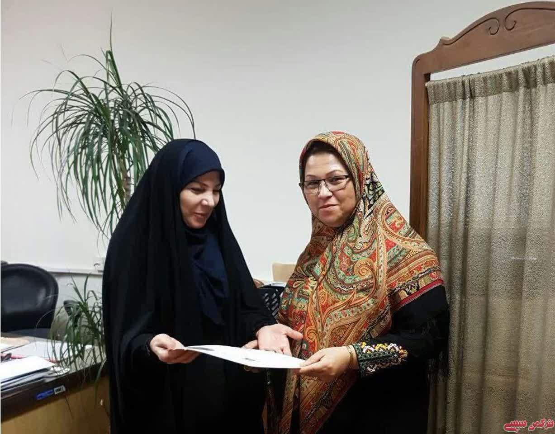 موفقترین زنان ایرانی زلیخاد عادلی