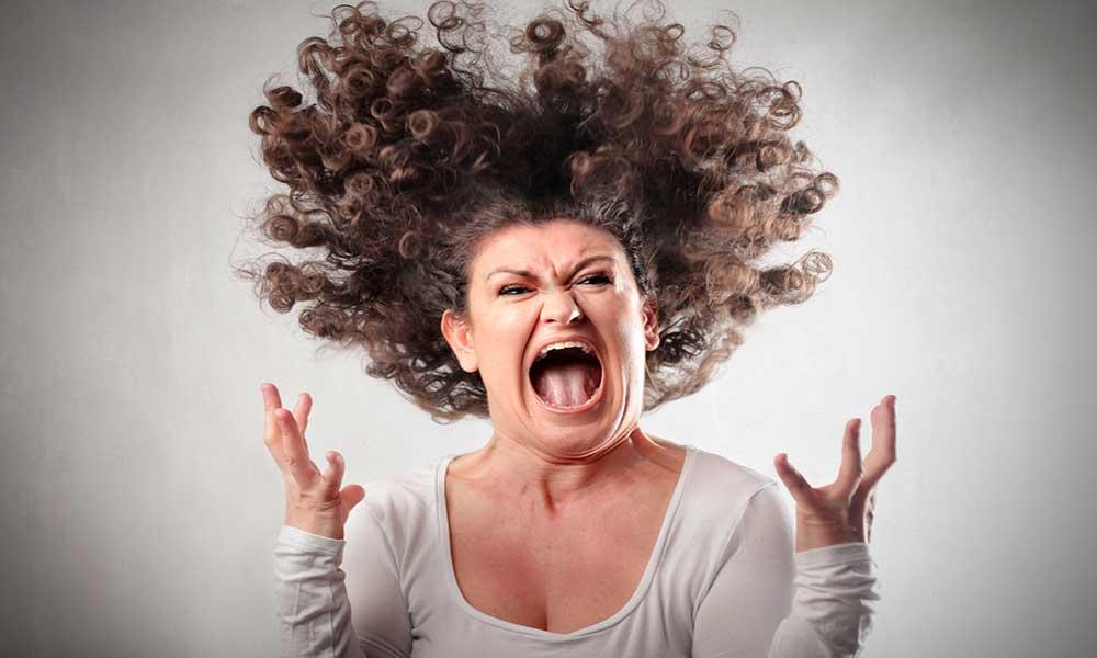 ارتباط عصبانیت و افسردگی : شکل 2