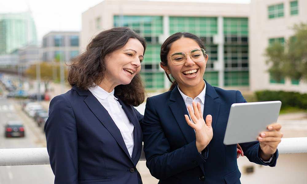 پیشرفت شغلی در یک کسب و کار موفق : شکل 2