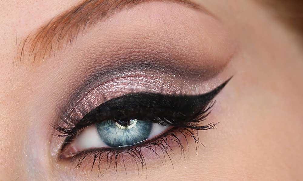 انواع آرایش چشم