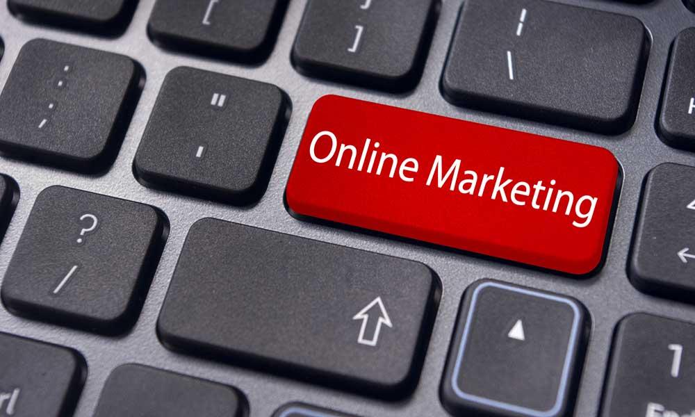 بازاریابی آنلاین در کسب و کار اینترنتی