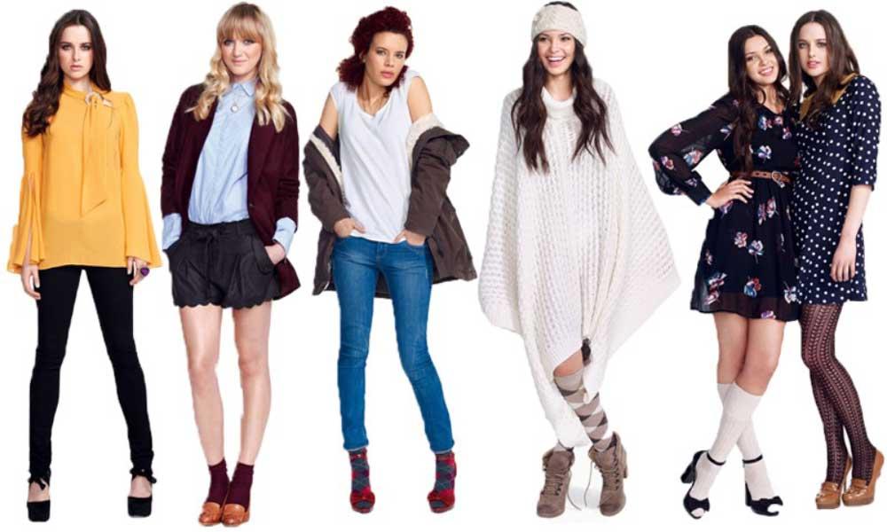 بازاریابی اینترنتی پوشاک بانوان : تصویر 4